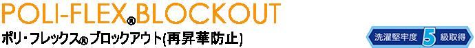 title_poli-flex-blockout